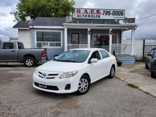 Used 2012 Toyota Corolla for sale in Barrie, ON