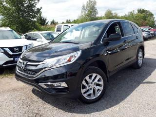 Used 2015 Honda CR-V SE for sale in Pickering, ON