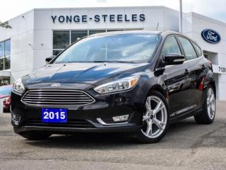 Used 2015 Ford Focus Titanium for sale in Thornhill, ON