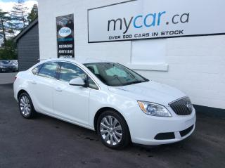 Used 2017 Buick Verano LEATHER, ALLOYS, BACKUP CAM!! for sale in Richmond, ON