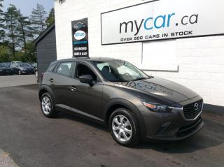 Used 2018 Mazda CX-3 GX BACKUP CAM, POWERGROUP, AWESOME BUY!! for sale in Richmond, ON
