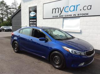 Used 2017 Kia Forte LX+ HEATED SEATS, BACKUP CAM, POWERGROUP!! for sale in Richmond, ON