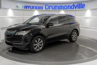 Used 2014 Acura MDX ELITE + NAVI + TOIT + CUIR + WOW! for sale in Drummondville, QC