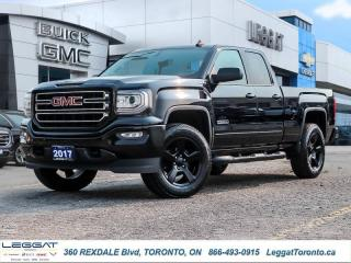 Used 2017 GMC Sierra 1500 4WD DBL CAB for sale in Etobicoke, ON