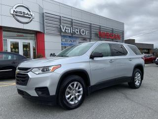 Used 2018 Chevrolet Traverse LS AWD for sale in Val-d'Or, QC
