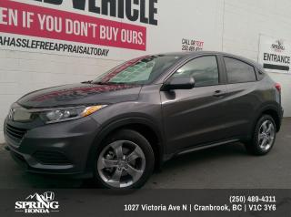 New 2020 Honda HR-V LX for sale in Cranbrook, BC