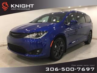 New 2020 Chrysler Pacifica Touring-L | S Appearance | Navigation | DVD | for sale in Regina, SK