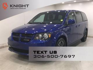 Used 2019 Dodge Grand Caravan GT | DVD | Navigation | Power Doors for sale in Regina, SK