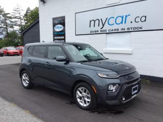 Used 2020 Kia Soul EX HEATED SEATS, ALLOYS, BACKUP CAM!! for sale in North Bay, ON