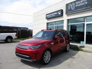 Used 2017 Land Rover Discovery Td6 HSE Luxury for sale in Oakville, ON