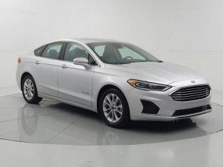 Used 2019 Ford Fusion Hybrid SEL Inc Gift Up To $3,000 for sale in Steinbach, MB