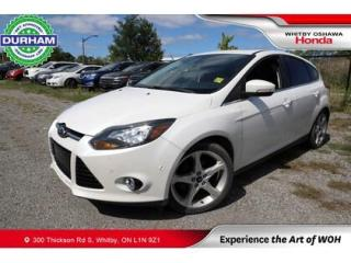 Used 2012 Ford Focus 5dr HB Titanium for sale in Whitby, ON