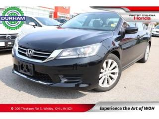 Used 2015 Honda Accord LX for sale in Whitby, ON