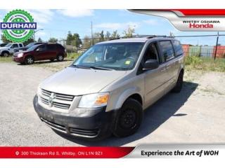 Used 2008 Dodge Grand Caravan 4dr Wgn SE for sale in Whitby, ON