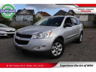 Used 2011 Chevrolet Traverse AWD 4dr LS for sale in Whitby, ON