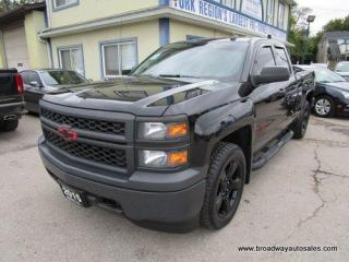 Used 2015 Chevrolet Silverado 1500 WORK READY LS EDITION 6 PASSENGER 5.3L - VORTEC.. 4X4.. QUAD-CAB.. SHORTY.. BACK-UP CAMERA.. AUX/USB INPUT.. KEYLESS ENTRY.. for sale in Bradford, ON