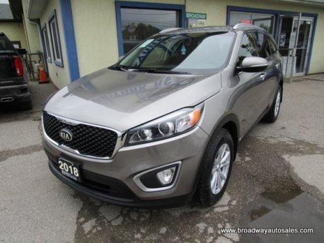 2018 Kia Sorento ALL-WHEEL DRIVE GDI EDITION 5 PASSENGER 2.4L - DOHC.. HEATED SEATS.. TOUCH SCREEN DISPLAY.. BACK-UP CAMERA.. BLUETOOTH SYSTEM.. KEYLESS ENTRY..