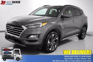 New 2021 Hyundai Tucson Ultimate for sale in Mississauga, ON