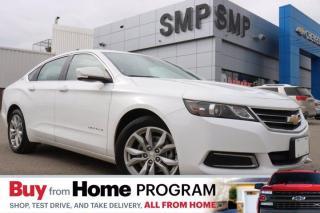 Used 2017 Chevrolet Impala LT - Remote Start, Back Up Camera for sale in Saskatoon, SK