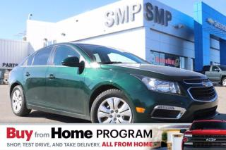 Used 2015 Chevrolet Cruze LT - Remote Start, Bluetooth, Back Up Camera, Winter Tires for sale in Saskatoon, SK