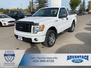 Used 2014 Ford F-150 XLT for sale in Calgary, AB