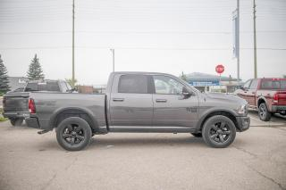 Used 2019 RAM 1500 Classic WARLOCK NAVI/LEATHER/UCONNECT/ONLY 20,000 KMS for sale in Concord, ON