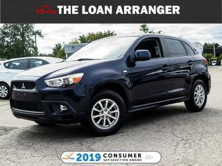 Used 2012 Mitsubishi RVR for sale in Barrie, ON
