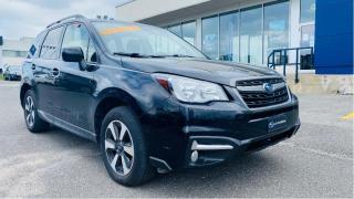 Used 2017 Subaru Forester 5dr Wgn CVT 2.5i Touring for sale in Lévis, QC
