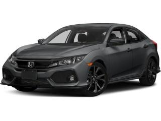 Used 2018 Honda Civic Sport PUSH BUTTON START | APPLE CARPLAY™ & ANDROID AUTO™ | LANEWATCH CAMERA for sale in Cambridge, ON