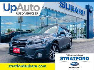 Used 2018 Subaru Outback 2.5I LIMITED for sale in Stratford, ON