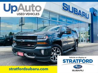 Used 2017 Chevrolet Silverado 1500 for sale in Stratford, ON