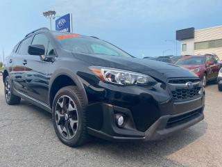 Used 2018 Subaru XV Crosstrek Touring CVT,sieges chauffant bluetooth for sale in Lévis, QC
