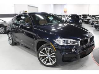 Used 2016 BMW X6 xDrive35i   M Sport for sale in Vaughan, ON