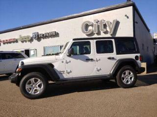 New 2020 Jeep Wrangler Hard Top | Heated Seats & Wheel | Remote Start for sale in Medicine Hat, AB