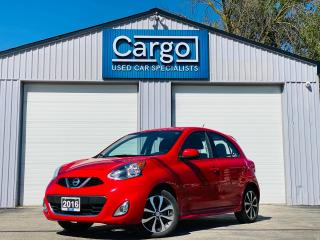 Used 2016 Nissan Micra SR for sale in Stratford, ON