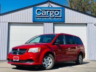 Used 2012 Dodge Grand Caravan SXT for sale in Stratford, ON