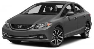 Used 2014 Honda Civic Touring for sale in Carleton Place, ON
