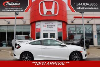 Used 2017 Honda Civic COUPE EX-T for sale in Sudbury, ON