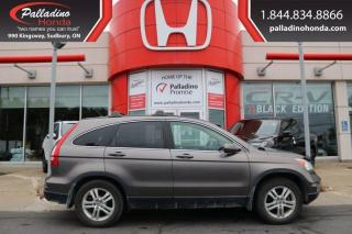 Used 2010 Honda CR-V EX-L*AS-IS* for sale in Sudbury, ON