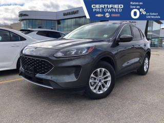 Used 2020 Ford Escape SE AWD | Heated Seats | Touchscreen Radio | Side Blind for sale in Winnipeg, MB