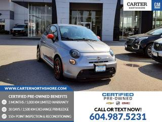 Used 2017 Fiat ELECTRIC for sale in North Vancouver, BC