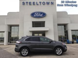 Used 2016 Ford Edge SEL  - Bluetooth -  Heated Seats for sale in Selkirk, MB