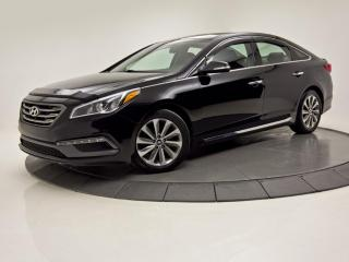 Used 2016 Hyundai Sonata 2.4L Sport Tech GPS TOIT CUIR for sale in Brossard, QC