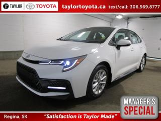 New 2021 Toyota Corolla SE Save $1500 for sale in Regina, SK