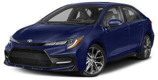 New 2021 Toyota Corolla SE for sale in Regina, SK