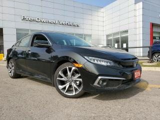 Used 2019 Honda Civic Touring ONE OWNER TRADE TOURING PACKAGE ONLY 29145 KMS. for sale in Toronto, ON