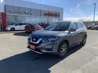 Used 2017 Nissan Rogue S FWD CVT for sale in Smiths Falls, ON