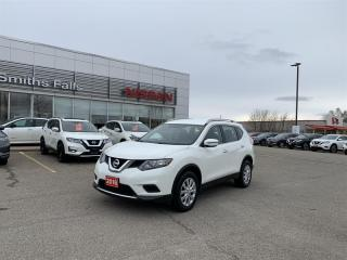 Used 2016 Nissan Rogue S AWD CVT for sale in Smiths Falls, ON
