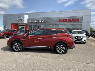 Used 2016 Nissan Murano SV AWD CVT for sale in Smiths Falls, ON