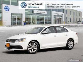 Used 2016 Volkswagen Jetta Trendline Plus 1.4T 6sp at w/Tip for sale in Orleans, ON